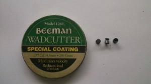 Beeman Wadcutter
