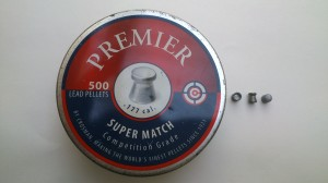 Crosman-Premier-Super-Match 4.5 mm