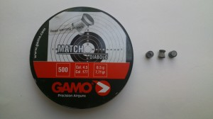 Gamo Match 4.5 mm