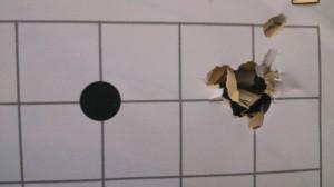 Mauser Match Kugeln - 20 tiros a 10 metros