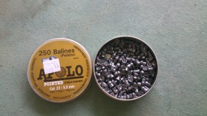 Apolo Field Target 5.5mm 18 Grains