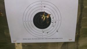 Apolo Field Target 5.5 mm- treinta tiros