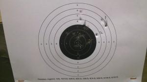 Primeros Veinte Disparos - Apolo Field Target 5.5 mm