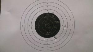 Veinte Disparos - Gamo Magnum 5.5 mm
