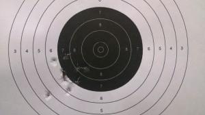 Diez tiros - Gamo TS-10 4.5 mm